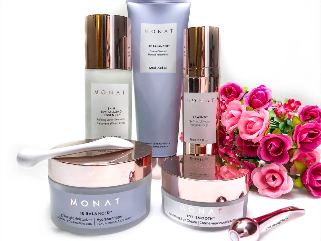 Monat Skincare Be Balanced First Impressions Makemeupblogs A