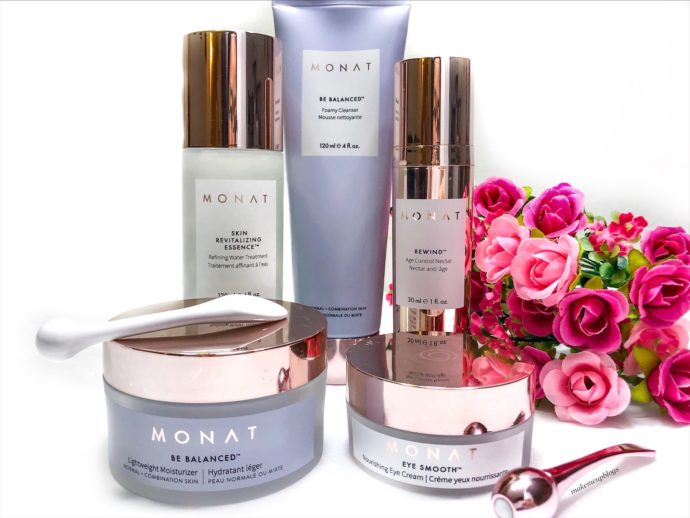 Monat Skincare Be Balanced First Impressions Makemeupblogs A Beauty Blog